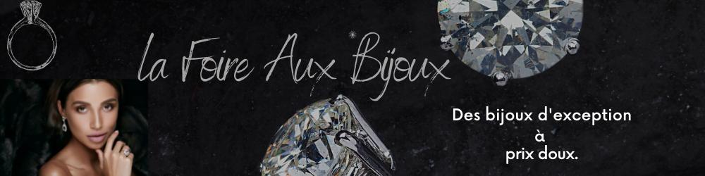 Bijouterie en ligne La Foire Aux Bijoux.
